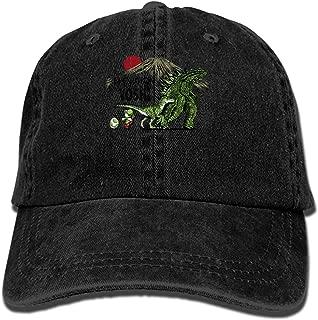 Boeshkey Men & Women Cotton Adjustable Cowboy Hat - Jedi Training