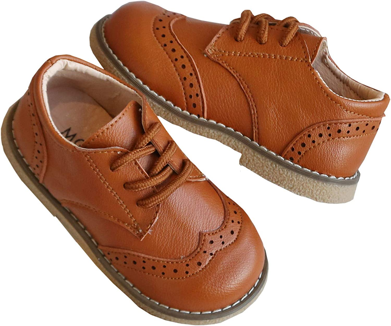 DADAWEN Boy's Girl's Classic Lace-Up Oxford In a Recommendation popularity Comfo School Uniform