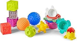 Infantino Sensory Balls Blocks & Buddies