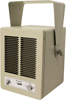 KING KBP2406 KBP Multi-Wattage Compact Unit Heater, 5700W / 240V /  1 Ph