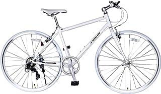 SPEAR (スペア) クロスバイク 700C シマノ製 7段変速 SPC-7007 ディレーラー Tourney(ターニー)男性 女性 適用身長 160cmI以上 1年保証