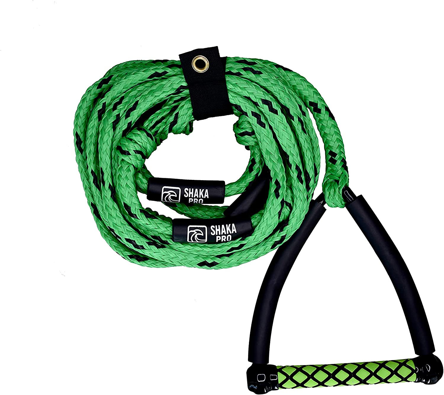 Shaka Pro Wakesurf Rope with Handle Rop - Foot Tow 25 At the price Excellent Adjustable