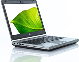 HP EliteBook 8470P Intel Core i5-3320M X2 2.6GHz 4GB 320GB DVD+/-RW 14'' Win7 (Silver)
