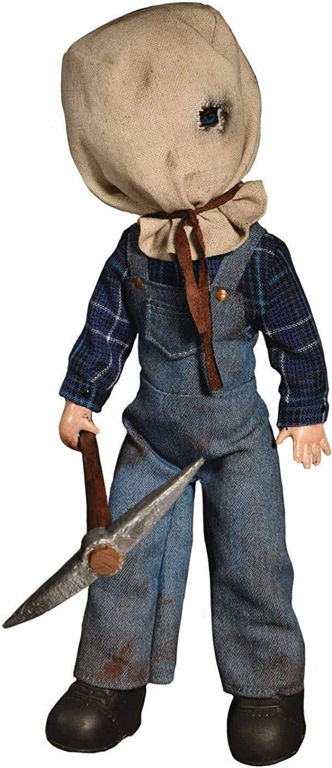 Living Dead bambolas Friday The 13th Part II Jason Voorhees Deluxe bambola