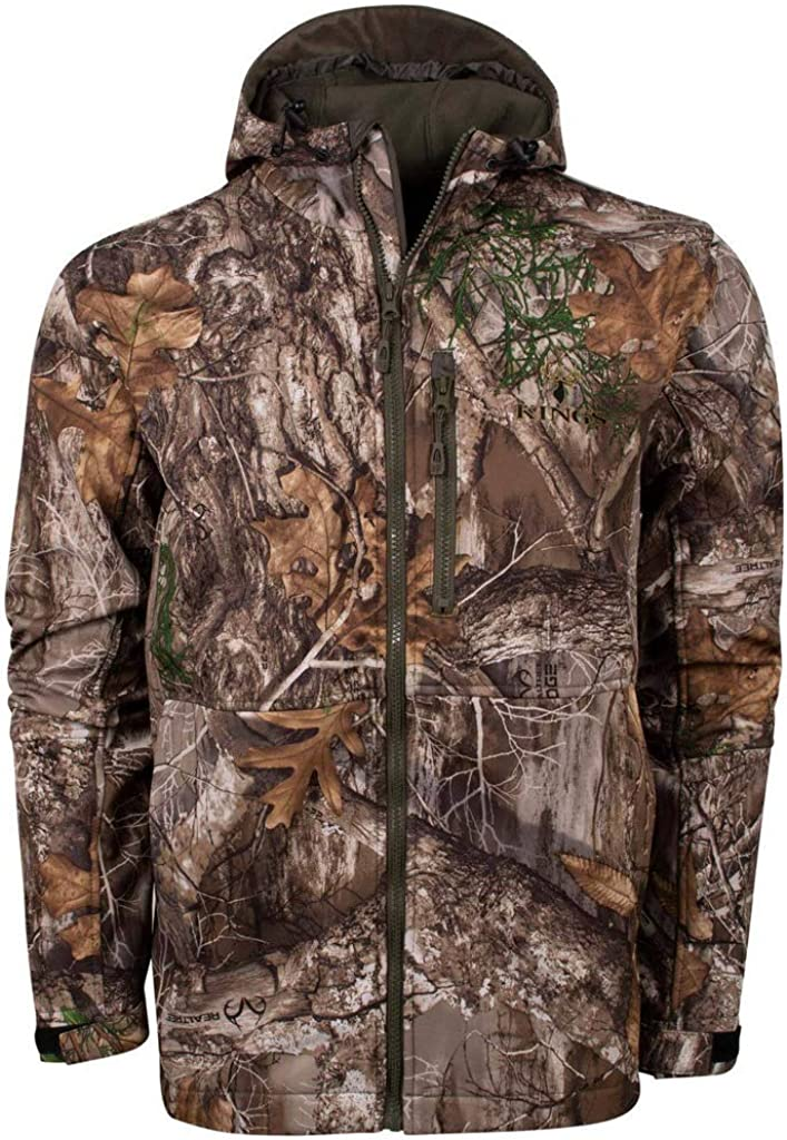 Animer and price revision King's Camo KC1 Jacket Soft Shell Milwaukee Mall