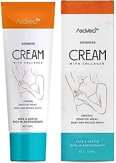 AsaVea Dark Spot Cream Natural Underarm Cream, Instant Result, Crotch & Nipple Dark..