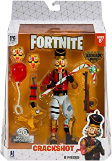 Epic Games Fortnite Legendary Series 6in Figure Pack, Crackshot