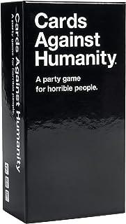 """بازی """"کارتهایی علیه انسانیت"""" محصول Cards Against Humanity LLC."""