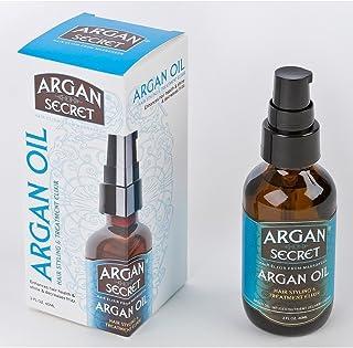 Argan Secret - hår Elixir olja från Marrakesh