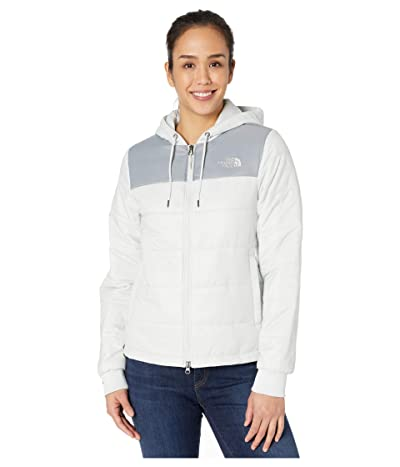 The North Face Pardee Insulated Jacket (Tin Grey/Mid Grey) Women