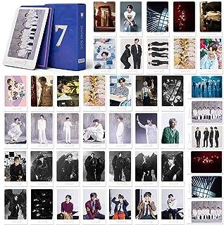 Alikpop BTS LOMO Cards 54Pcs BTS Map of the soul 7 Card New album Card BANTAN Boys BTS Postcards Map 7 Cards