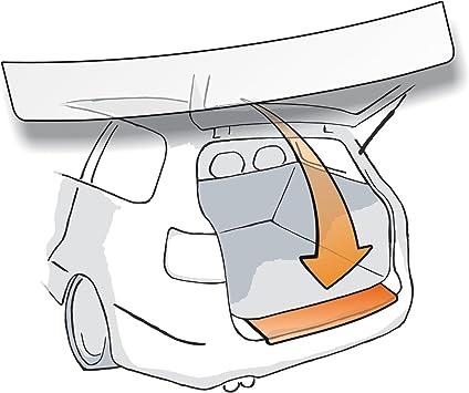 Passform Lackschutzfolie Als Selbstklebender Ladekantenschutz Autofolie Und Schutzfolie Transparent 150µm Für Modell Siehe Beschreibung Auto