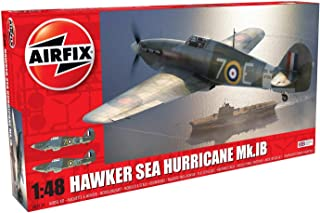model hurricane aircraft
