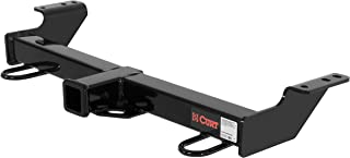 CURT 31180 Front Hitch with 2-Inch Receiver, Fits Select Toyota Sequoia, Tundra