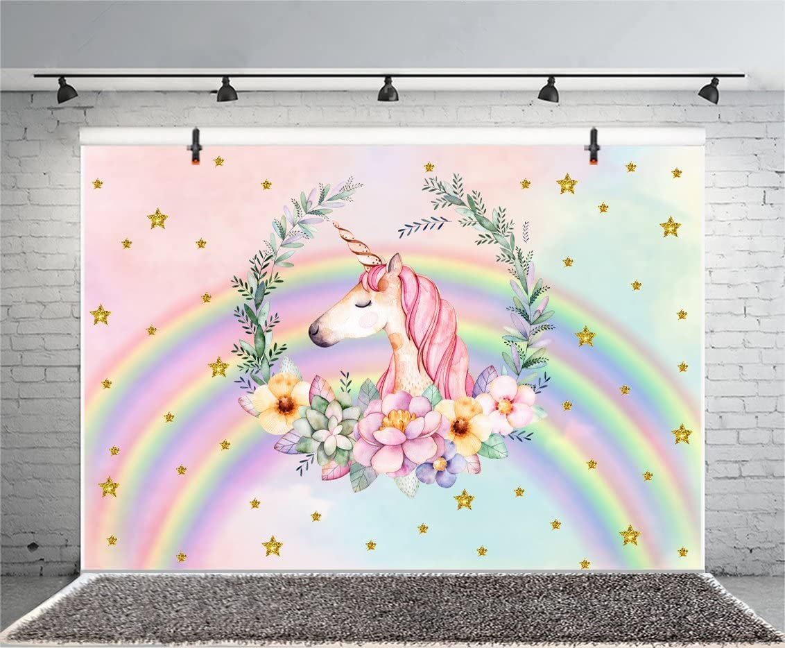 Yeele Rustic Baby Shower Photography Backdrop 6x4ft Vintage Brown Wood with Milk Bottle Glittering Background Kindergarten Activity Wild Baby Shower Party Table Decor Photo Booth Digital Wallpaper