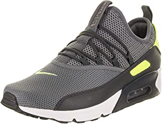 Mens Air Max 90 EZ Running Shoes Cool Grey/Volt/Anthracite/Black AO1745-003 Size 11.5