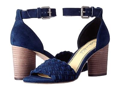 Splendid Taro (Navy Suede) High Heels