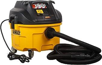 DeWalt Industrie DWV901L\ odkurzacz do pracy na mokro i na sucho (1400 W, z automatycznym czyszczeniem filtra, klasa L, sy...