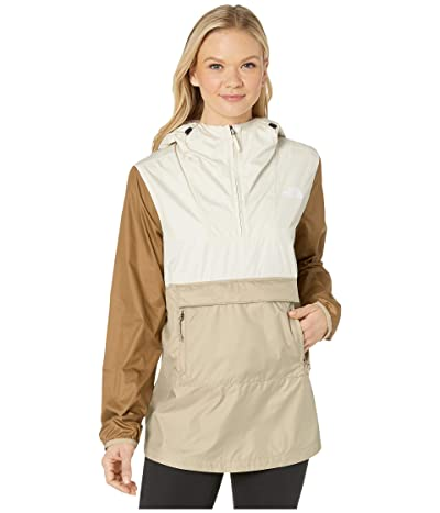 The North Face Fanorak 2.0 (Twill Beige/Vintage White/British Khaki) Women