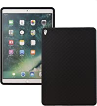 Veamor iPad Pro 10.5 Inch Silicone Back Case Cover, Anti Slip Flexible Rubber Protective Skin Soft Bumper for Apple iPad Pro 10.5