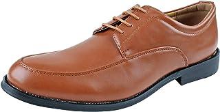 Urban Fox Cole Men's Classic Dress Shoe | Formal Shoes | Round Toe | Lace Up