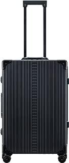 """Aleon 26"""" Aluminum Traveler Hardside Checked Luggage"""