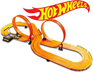Best kidztech hot wheels electric 20.7 ft slot track Reviews