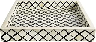 Best black and white tray Reviews