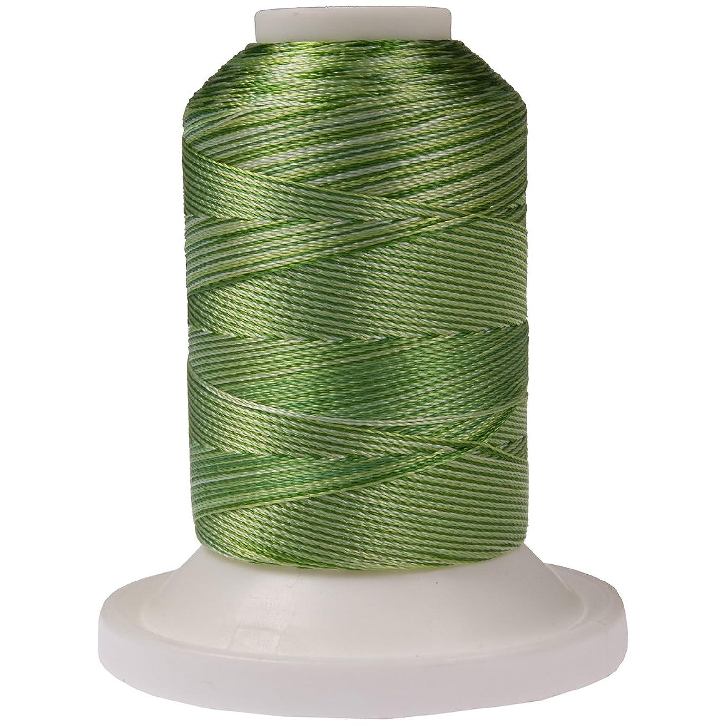 Robison-Anton Rayon Super Strength Thread, 700-Yard, 3CC Light Green