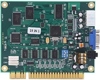 Walfront Classic 19 in 1 Arcade Game PCB Board Multiple Arcade Games Video Board VGA Output Arcade Machine Parts