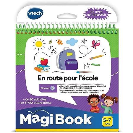 VTech- 1 MagiBook, 481205 - Version FR