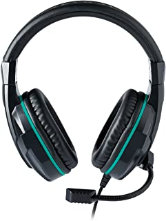 Nacon PCGH-110ST - Auriculares gaming con micrófono para PS4, PC, MAC y XBOX ONE