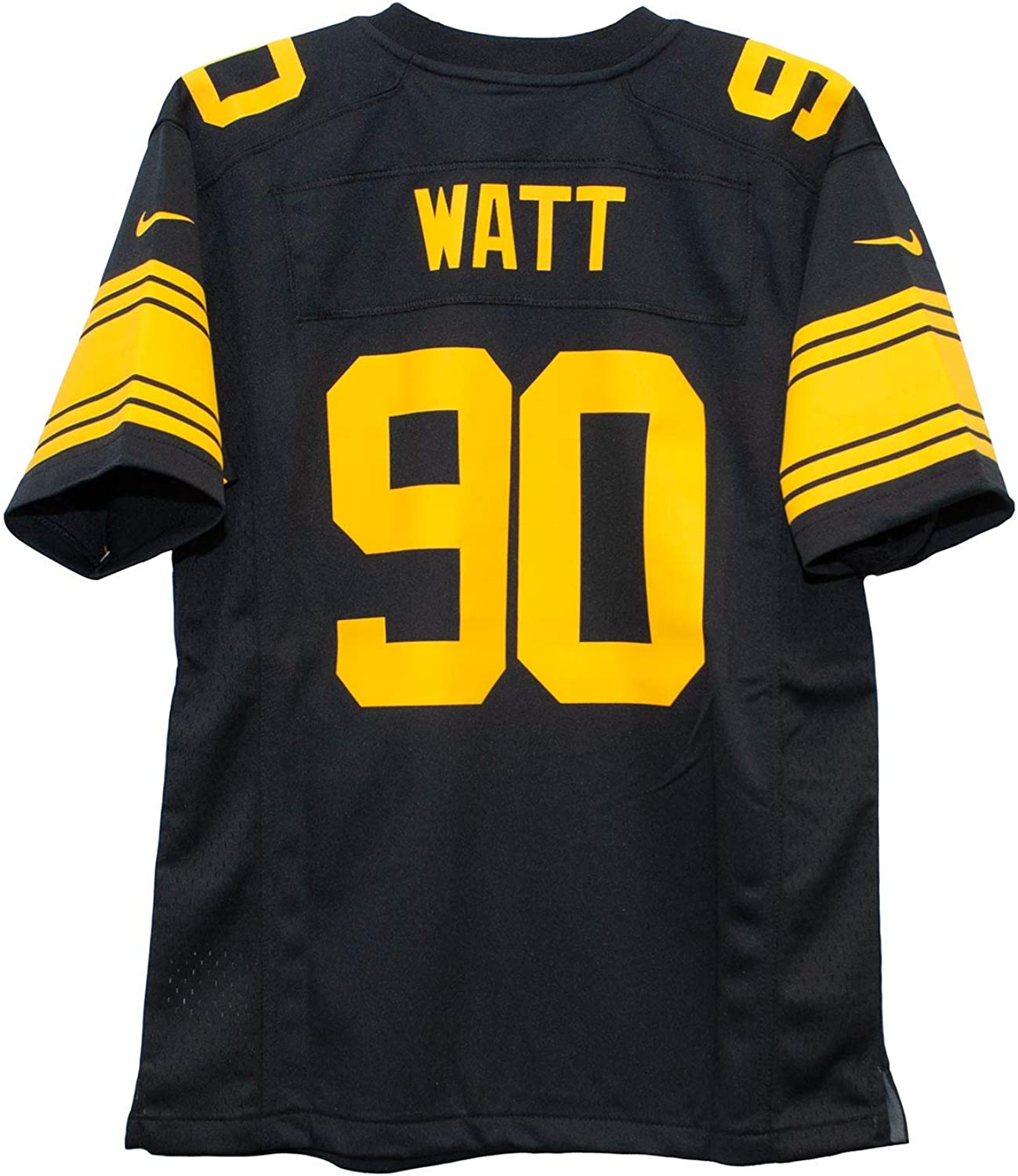 Nike T.J. Watt Pittsburgh Steelers Youth color Rush Game Jersey