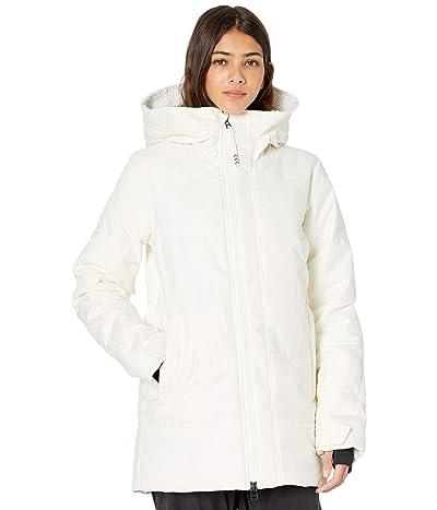 Burton Larosa Puffy Jacket (Stout White) Women