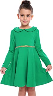 Best toddler long sleeve holiday dresses Reviews
