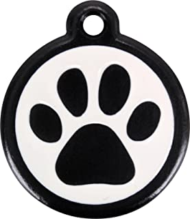Red Dingo QR Black Pet Tag