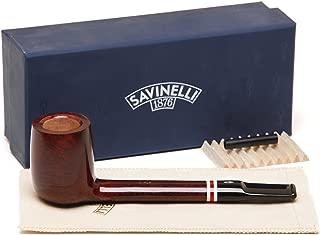 Savinelli Ontario Bordeaux 803 KS Tobacco Pipe