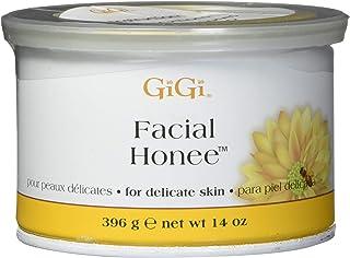 GIGI 锡蜂蜜蜡面部,14 盎司 1
