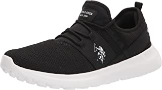 U.S. Polo Assn. Men's Athletic Lift Casual Lace Top Walking, Fashion Sneakers-Sport/Running/Gym/Work Shoe