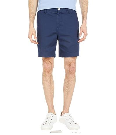 Southern Tide 7 Channel Marker Shorts (True Navy) Men