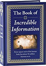 The Book of Incredible Information PDF