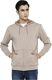 Alan Jones Clothing Men's Cotton Sweatshirt Hoodies