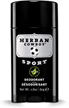 Herban Cowboy Deodorant, Sport, 2.8 Ounce