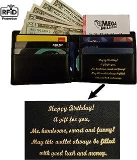 Birthday Gifts for Men,