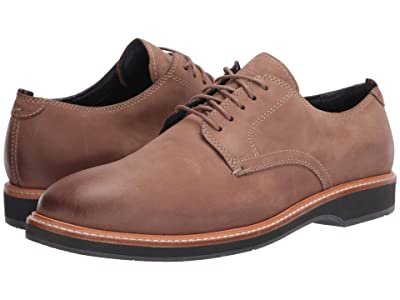 Cole Haan Morris Plain Oxford (Taupe Nubuck) Men