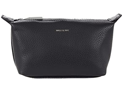 Matt & Nat Abbi Mini Purity (Black) Handbags