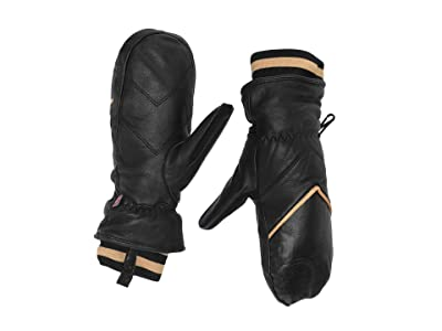 Roxy Torah Bright Summit Snow Mitt (True Black) Ski Gloves