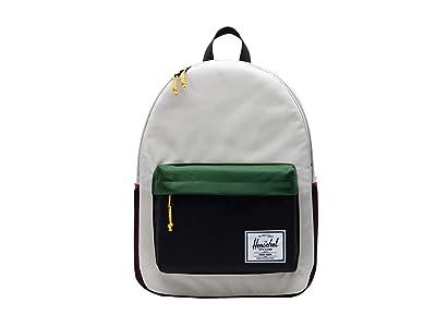 Herschel Supply Co. Classic X-Large (Pelican/Eden/Red) Backpack Bags
