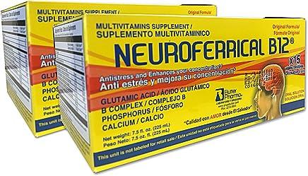 Neuroferrical B12-10 vials