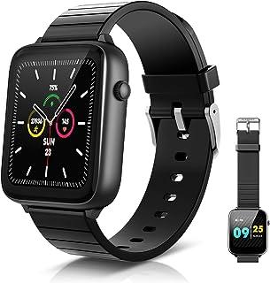 ELEGIANT SmartWatch 1,54 tums IP68 Smart Watch med pekskärm Smart Activity Armband Män Kvinnor Barn för Sport Aktivitetsmo...